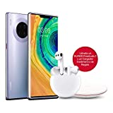 HUAWEI Mate30 Pro - Smartphone con Pantalla Curva de 6.53' (Kirin 990, 8 + 256 GB, Cuádruple...