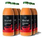 Salmorejo Suave Majao - Pack 6x1L: 6L