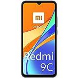 Xiaomi Redmi 9C Smartphone 3GB 64GB 6.53' HD+ Dot Drop display 5000mAh (typ) Desbloqueo facial con...