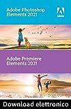Adobe Photoshop & Premiere Elements 2021 | 1 Usuario | PC | Código de activación PC enviado por...