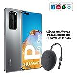Huawei P40 Pro 5G - Smartphone de 6,58' OLED (8GB RAM + 256GB ROM, Cuádruple Cámara Leica de 50MP...
