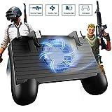 Controlador de Juego móvil para PUBG 5 en 1 versión Mejorada Gamepad Shoot y Aim Trigger Phone...