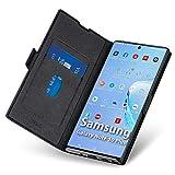 Funda Samsung Galaxy Note 10 Plus, Samsung Note10 Plus Funda, Carcasa Note10 Plus con Cierre...