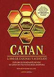 CATAN: Libro de enigmas y acertijos: Explora el fascinante mundo de Catan en una nueva gran aventura...