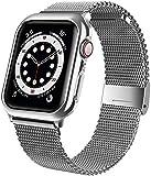 M MOUKOU Correas de Repuesto compatibles con Apple Watch de 42 mm, 44 mm, Correa de Repuesto...
