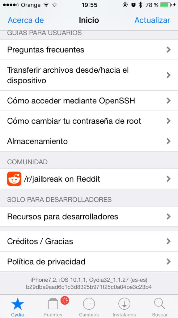 jailbreak de iOS 11.3.1