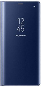 Funda oficial Note 8 Clear View