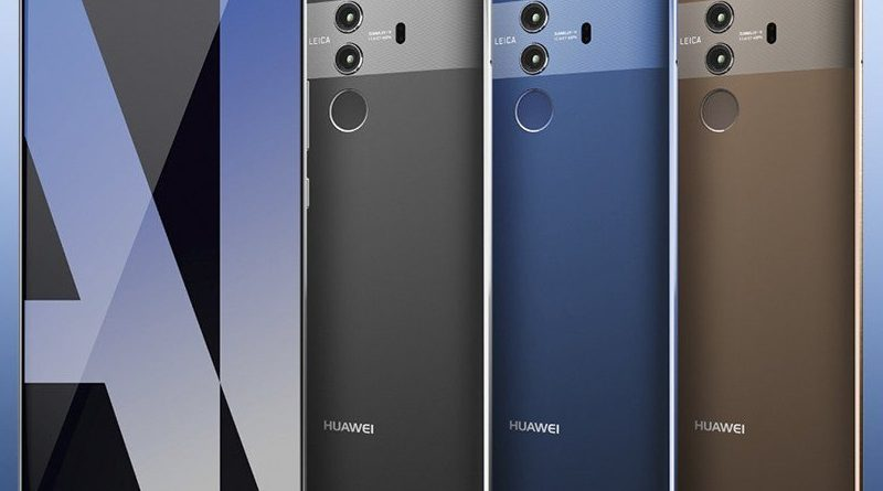 Huawei Mate 10 Mr Moviliano