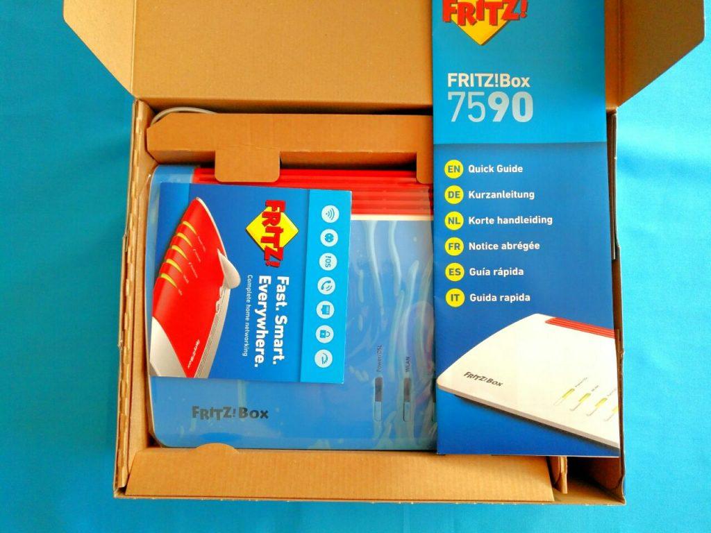 fritzbox 7590