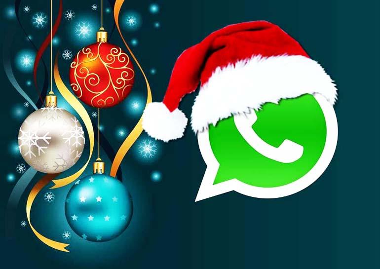 felicitaciones de navidad para whatsapp