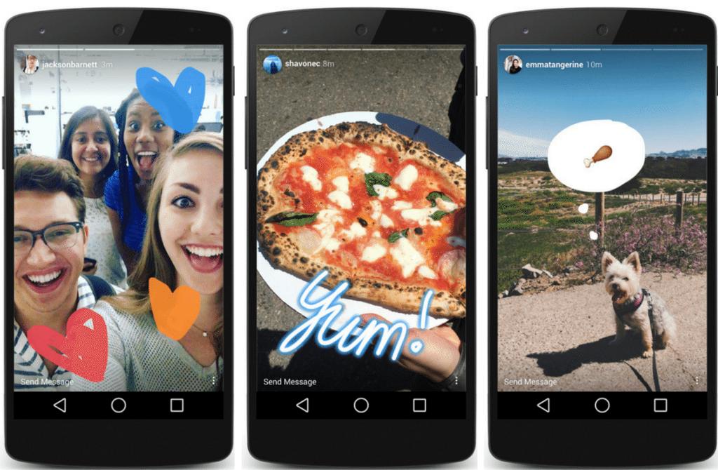 Instagram Stories después de 24 horas