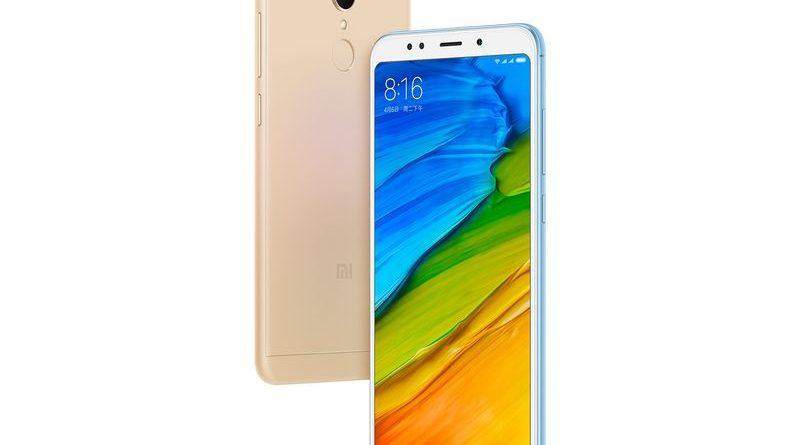 Xiaomi Redmi 5 y Redmi 5 Plus