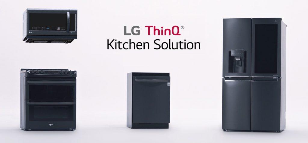 hogar conectado LG ThinQ