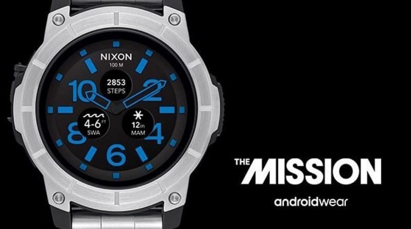 Nixon The Mission
