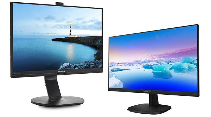 monitores profesionales de Philips
