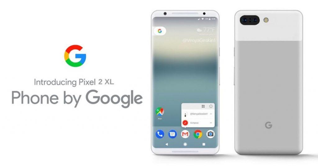 modo retrato del Google Pixel 2 XL