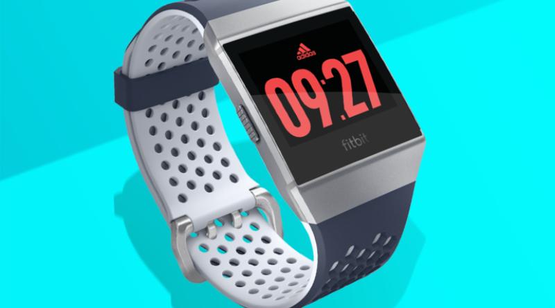 Fitbit Ionic edición Adidas