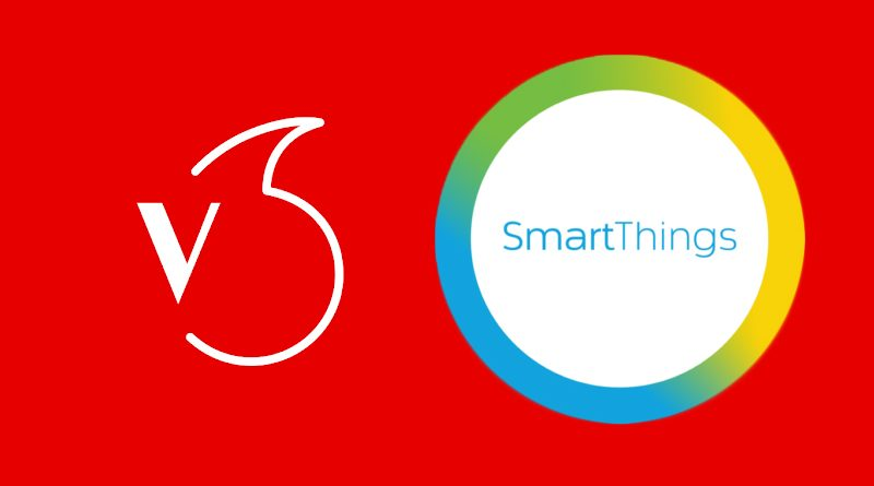Vodafone Smartthings