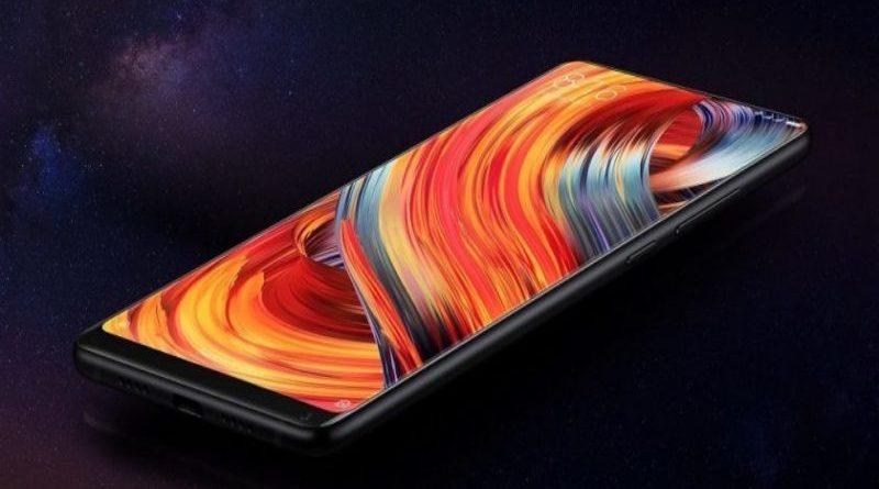 Fecha del Xiaomi Mi Mix 2S