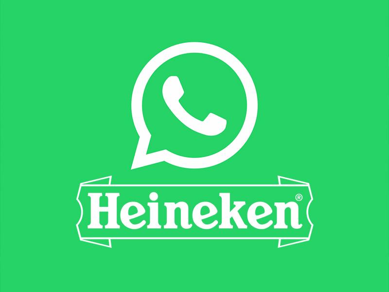 Cerveza gratis en Whatsapp: Heineken, ¿está regalando algo?