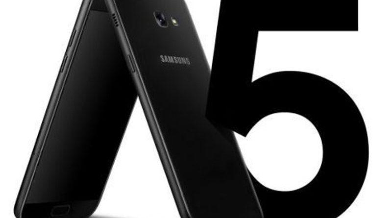 Samsung Galaxy A5 2017 con Oreo