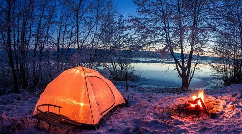 gadgets para llevar de camping
