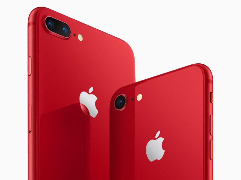 iphone 8 red media markt