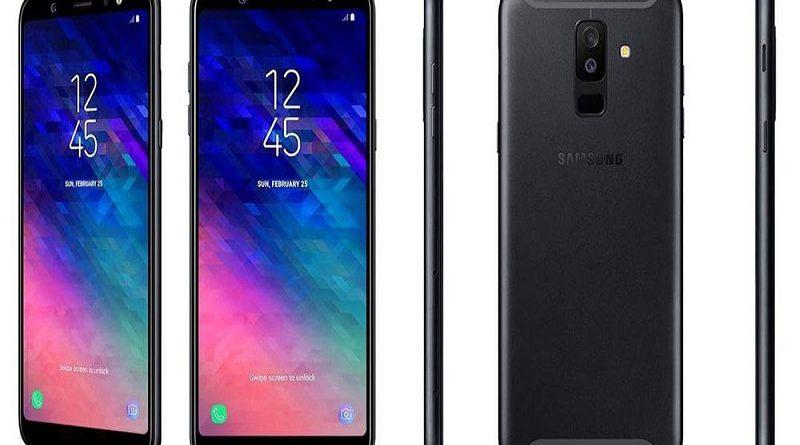 Samsung Galaxy A6 Samsung Galaxy A6+