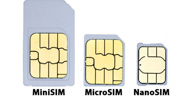 convertir Micro SIM en Nano SIM