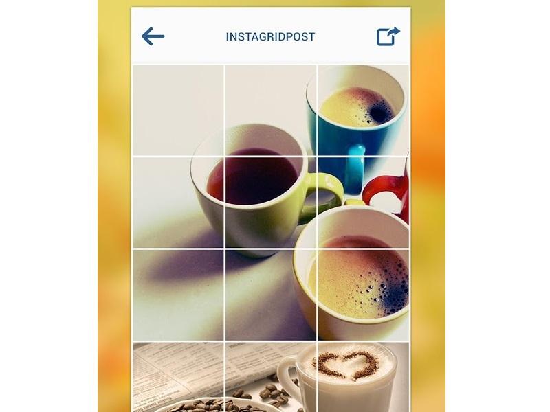 Instagrid para Instagram