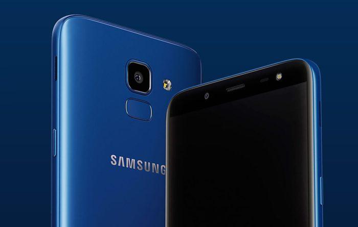 Samsung Galaxy J6 y Galaxy J8