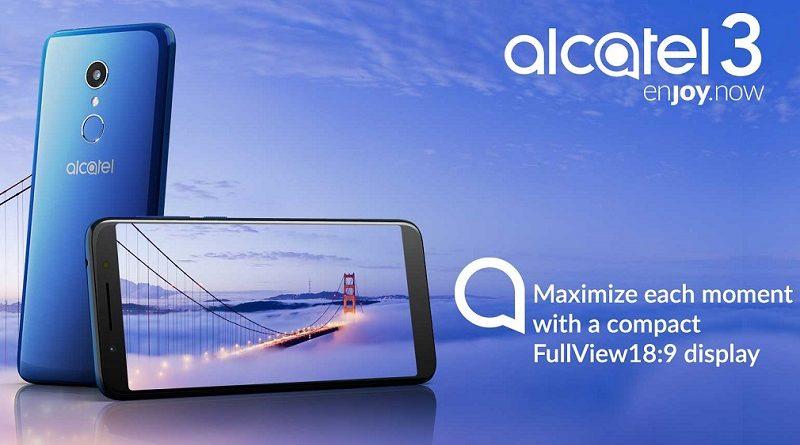 Alcatel 3 y Alcatel 3L