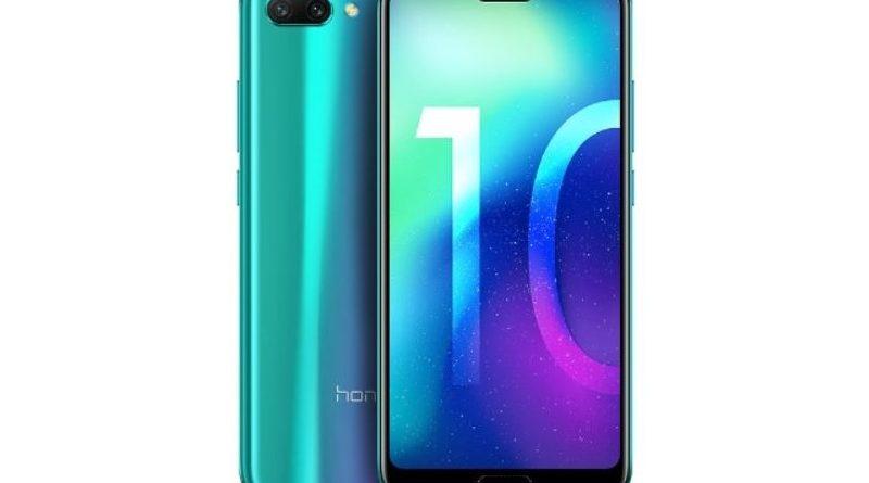 Honor 10 verde