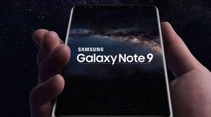 fecha de presentación del Samsung Galaxy Note 9