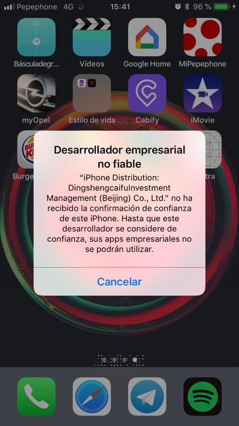 Jailbreak de iOS 11.3.1 sin PC