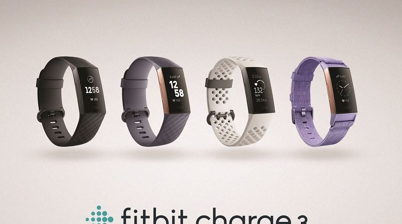 Pulsera deportiva Fitbit Charge 3