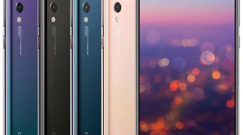 huawei p20 pro, el smartphone del año según EISA