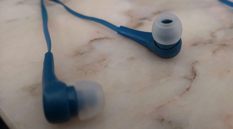 Energy Earphones Style 1+