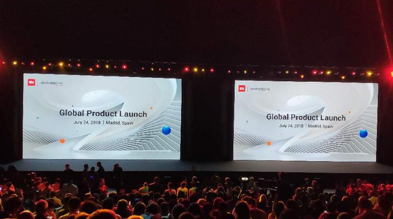 Pedidos de Xiaomi