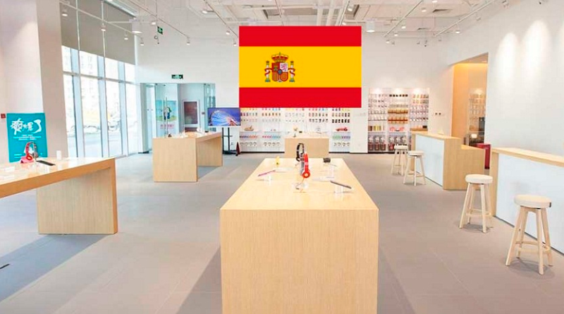 Tienda Xiaomi La Maquinista