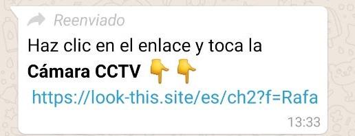 virus camara cctv
