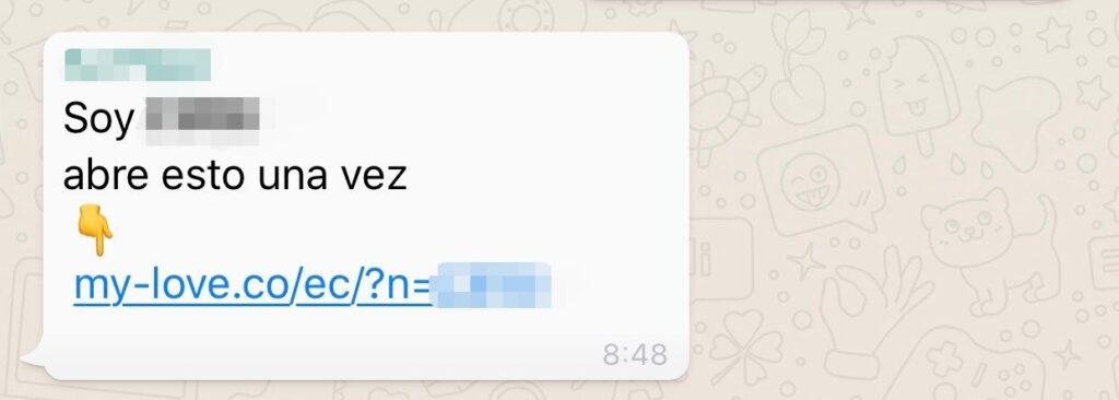 abre esto una vez whatsapp