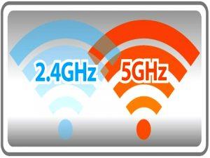WiFi doble banda destacada