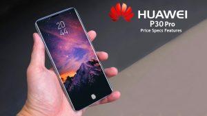Fecha del Huawei P30 1