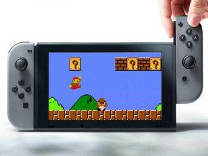 Nintendo Switch Mini 1