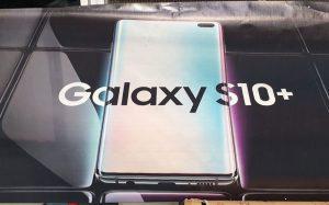 Nuevas filtraciones del Samsung Galaxy S10+ 1