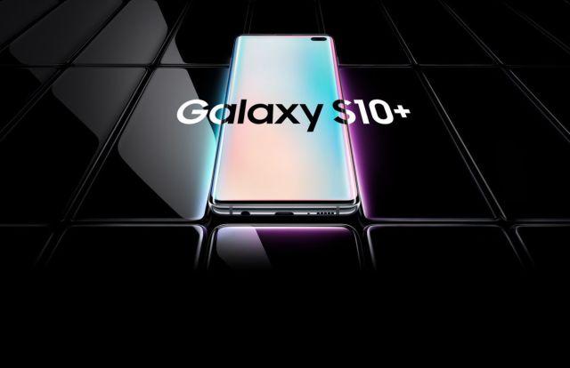 samsung galaxy s10+ de importación