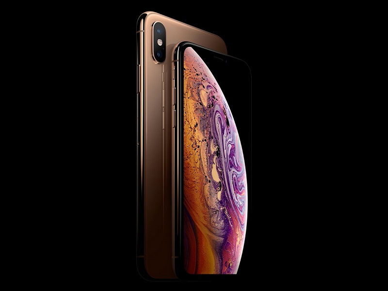 IPHONE XS MAX fi network