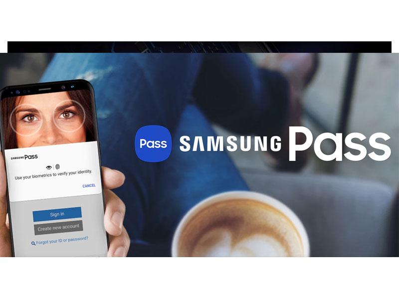 Qué es Samsung Pass