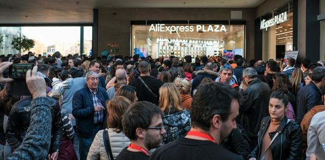 Tienda Aliexpress Barcelona
